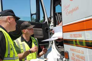 Roadcheck Truck/Bus Inspections