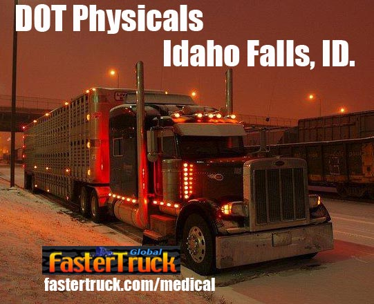DOT Physicals Fastertruck.com Directory Idaho