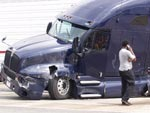 Article for truck drivers: What to do if you get in a truck crash
