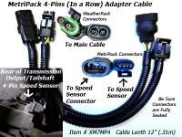 Big-rig Speed Sensor Location | FasterTruck com