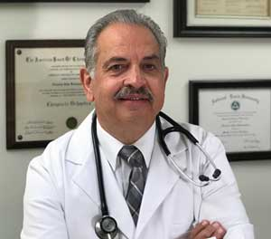 Dr. Nicholas Roumpakis DOT Physical Provider